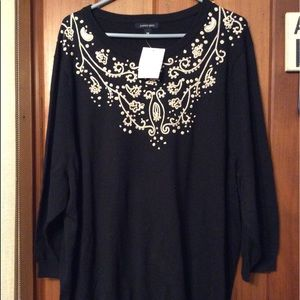 NWT Land's End Long Sleeve Top